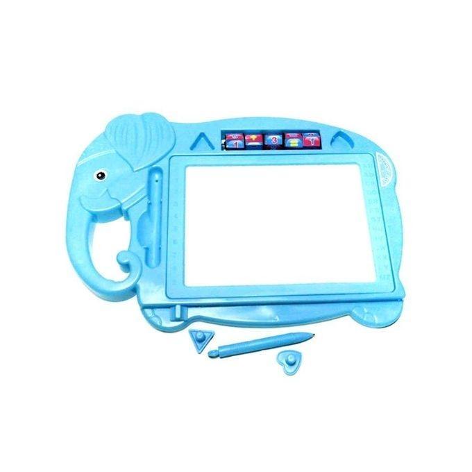 Baby Goods Shape Magic Writing Board-Blue