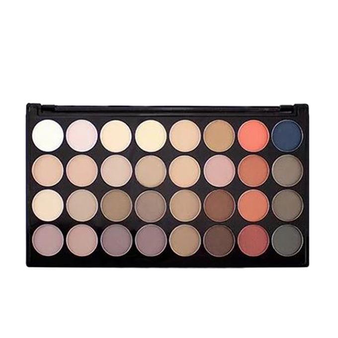 32 Ultra Professional Eyeshadow Palette - Flawless Matte 2