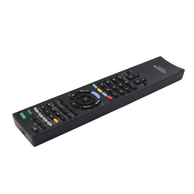 Huayu LED Smart TV Remote For Sony TV - Black
