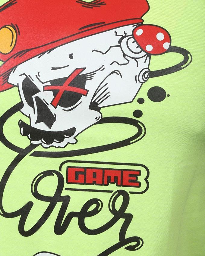 Radium  Cotton T-shirt For Men