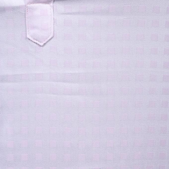 Light Purple Cotton Panjabi For Men
