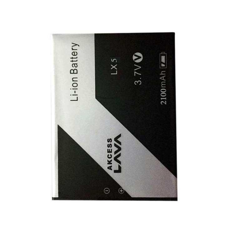Lava Battery For Lava X5 – Black