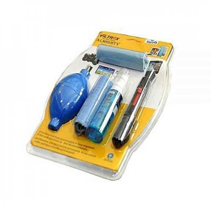 Camera Cleaning Kit for DSLR – Blue