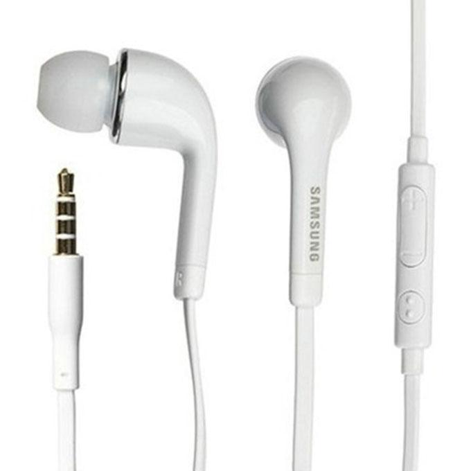 EHS64 Headphone Stereo For all Samsung Mobile - White