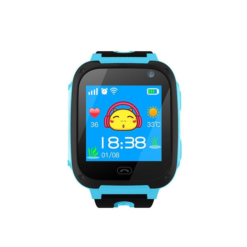 V6 Smart Watch With GPS Camera Anti Lost Monitor SOS Waterproof Kids Watch