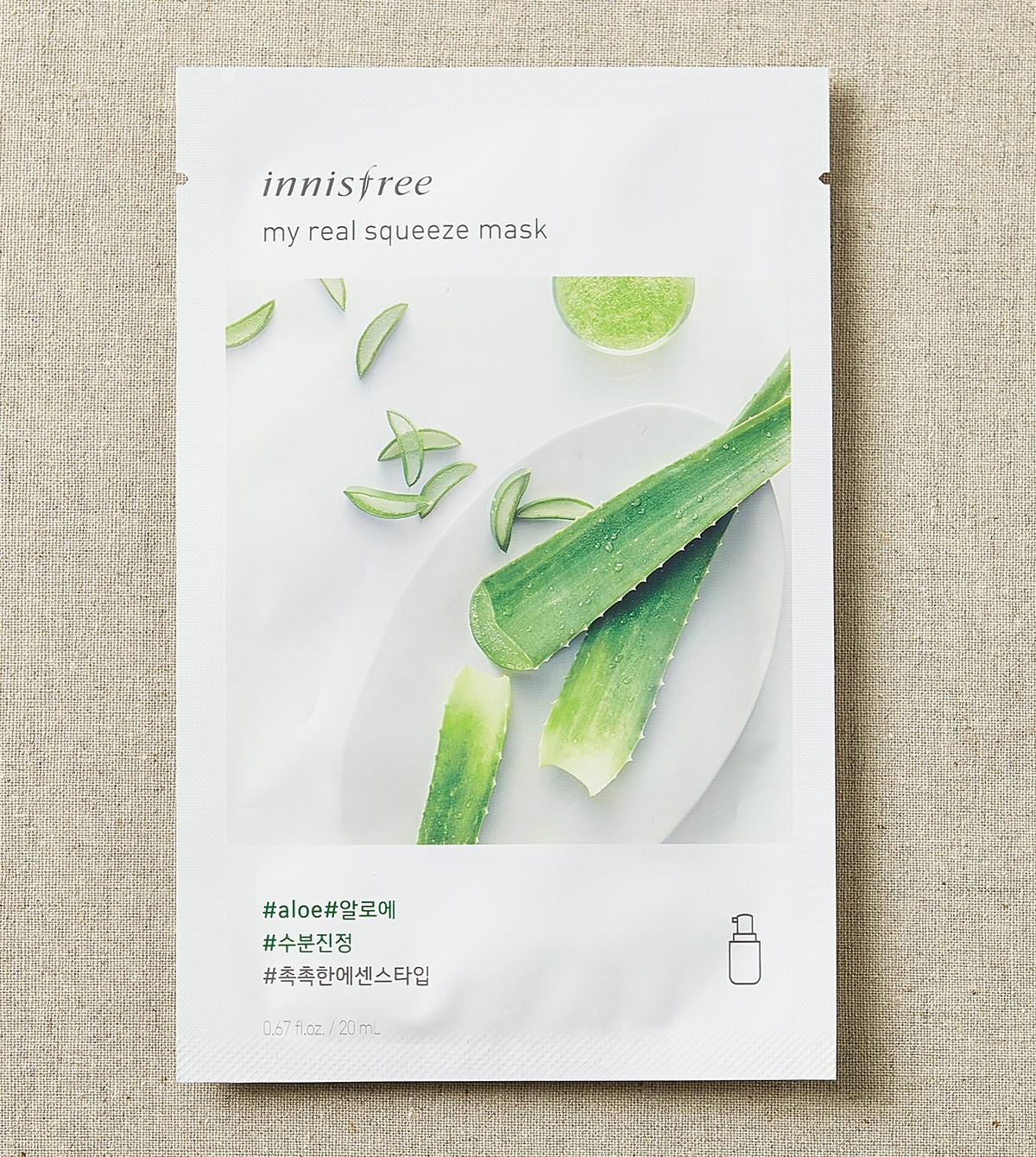 Buy Innisfree Skin Care At Best Prices Online In Bangladesh Daraz Real Squeeze Mask Black Berry My Aloe 20ml