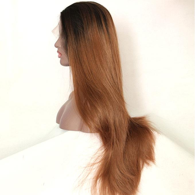 Wig For Young Girls - Brown