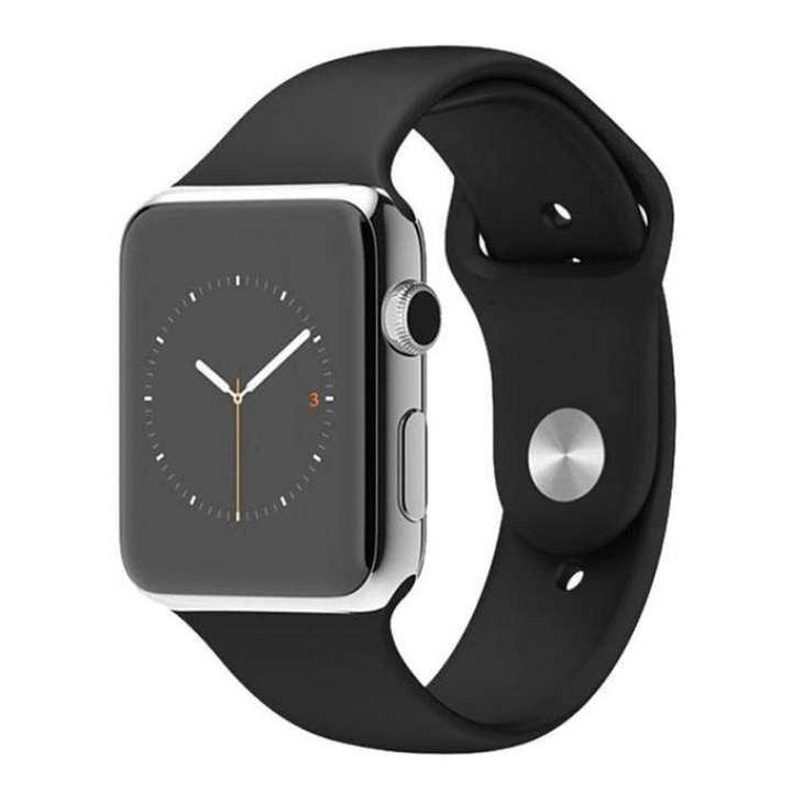 Q7B - Single SIM Smartwatch - Black
