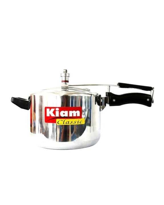 Kiam Classic Pressure Cooker 4.5L - Silver