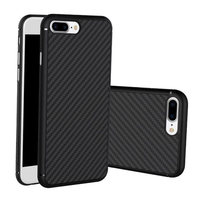 Super Frosted Shield Back Cover for Apple iPhone 7 - Black