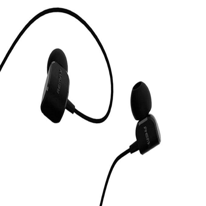 Rm-502 Crazy Robot In-Ear Earphone - Black