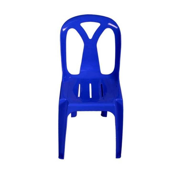 Armless Chair Series - CH-42-1 - Blue