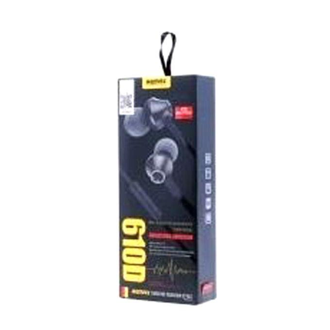 RM-610D In-Ear Earphone - Silver