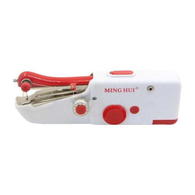 Handheld Mini Sewing Machine - White