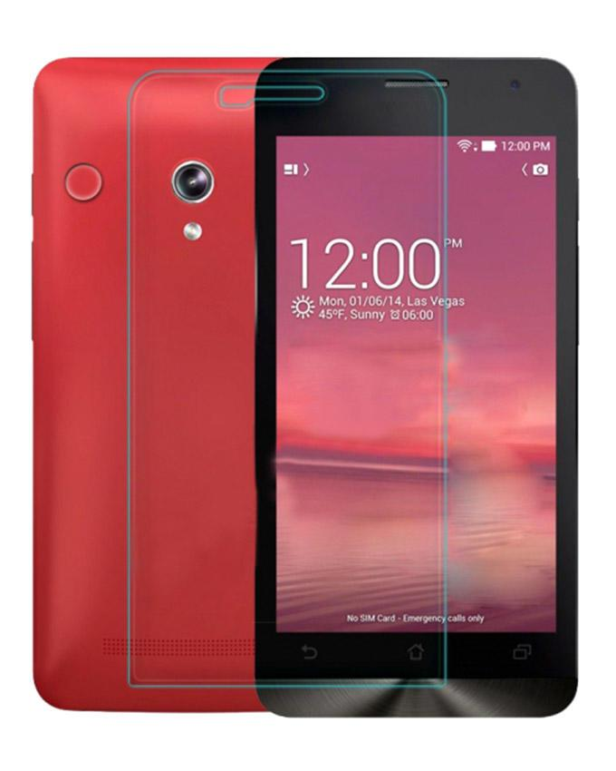 Explosion Proof Tempered Glass for Asus Zenfone 5 - Transparent