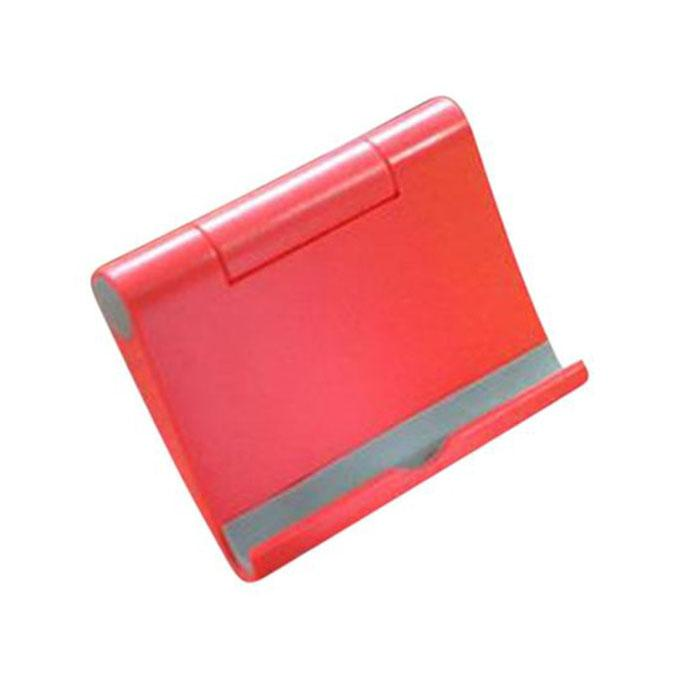 Universal Mobile and Tablet Stand - Red
