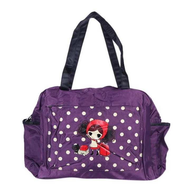 Polystar Side Bag For Women - Violet