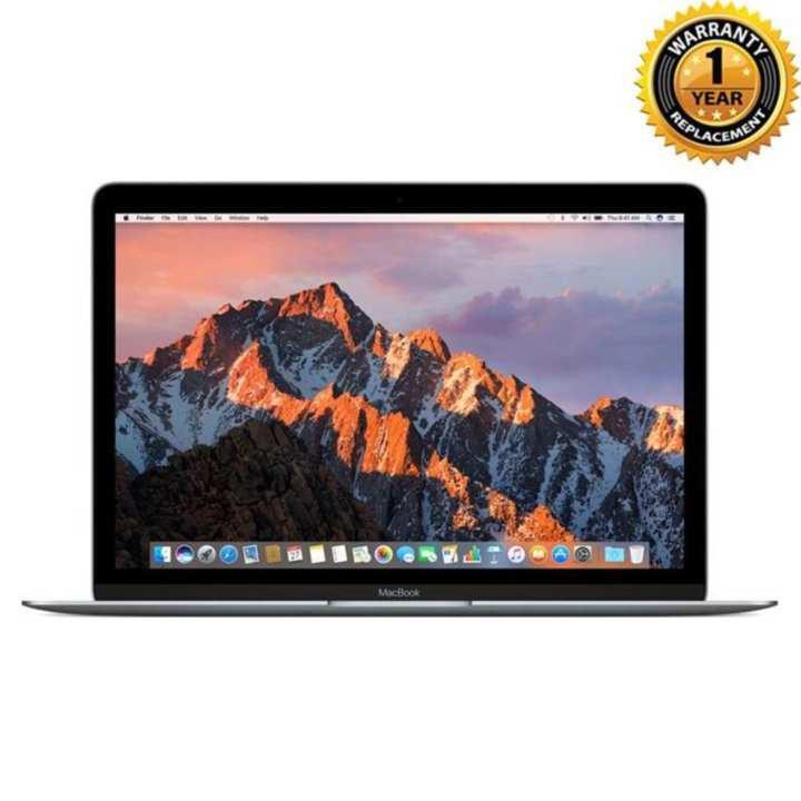 "MacBook MNYG2ZP/A - Dual-Core Intel Core i5 - 8GB RAM - 512GB SSD - Intel HD Graphics 6000 - 12"" - Laptop - Space Grey"