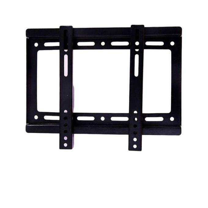 LCD LED PDP Flat Panel TV Wall Mount - Black