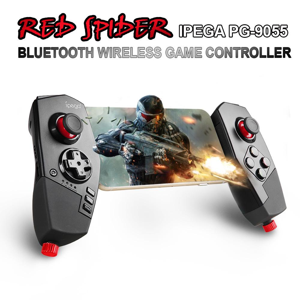 Ipega Buy At Best Price In Bangladesh Joystick It Gaming For Smartphone Pad Tab New Pg 9055 Red Spider Wireless Bluetooth Gamepad Game Controller Android