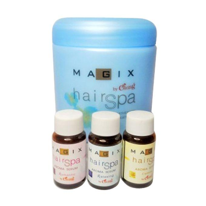 Caring Magix by Caring Hair Spa Aromatherapy Treatment