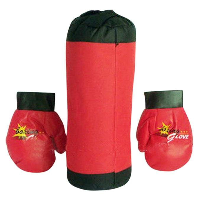 Boxing Set Toy For Baby - Red and Black