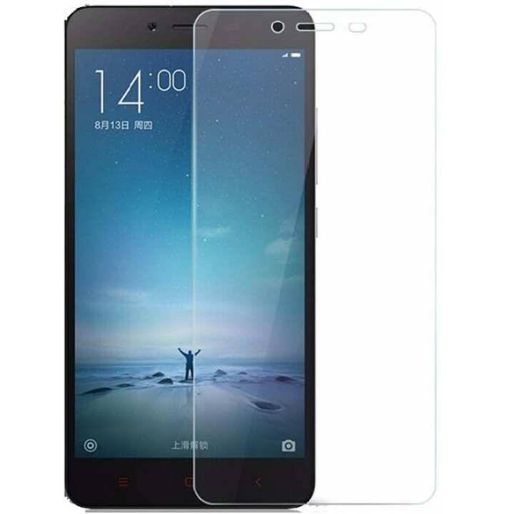 Tempered Glass Protector for Xiaomi Redmi Note 2 - Transparent