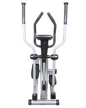 7618A Cross Trainer - Black and Silver