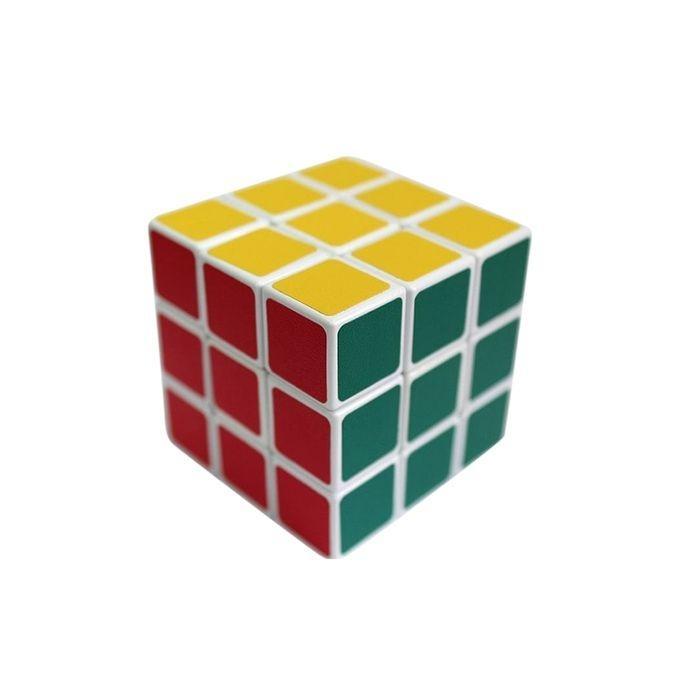 Rubik's Cube Puzzle Game (3x3) - Multicolor