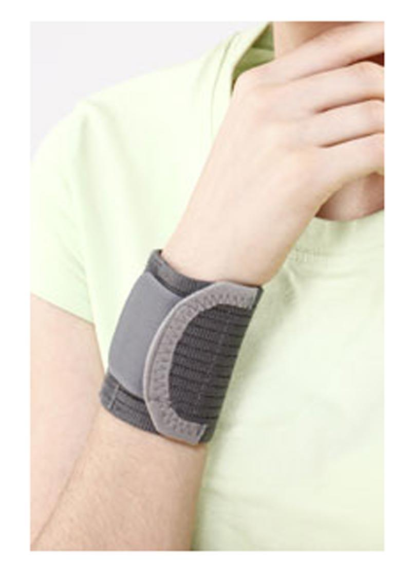 Wrist Brace with Double Lock - Ash