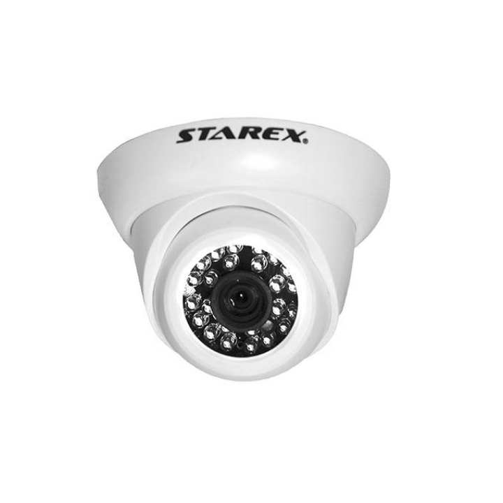 CCTV Camera - ST-D311 - 2.00 MP - White and Black