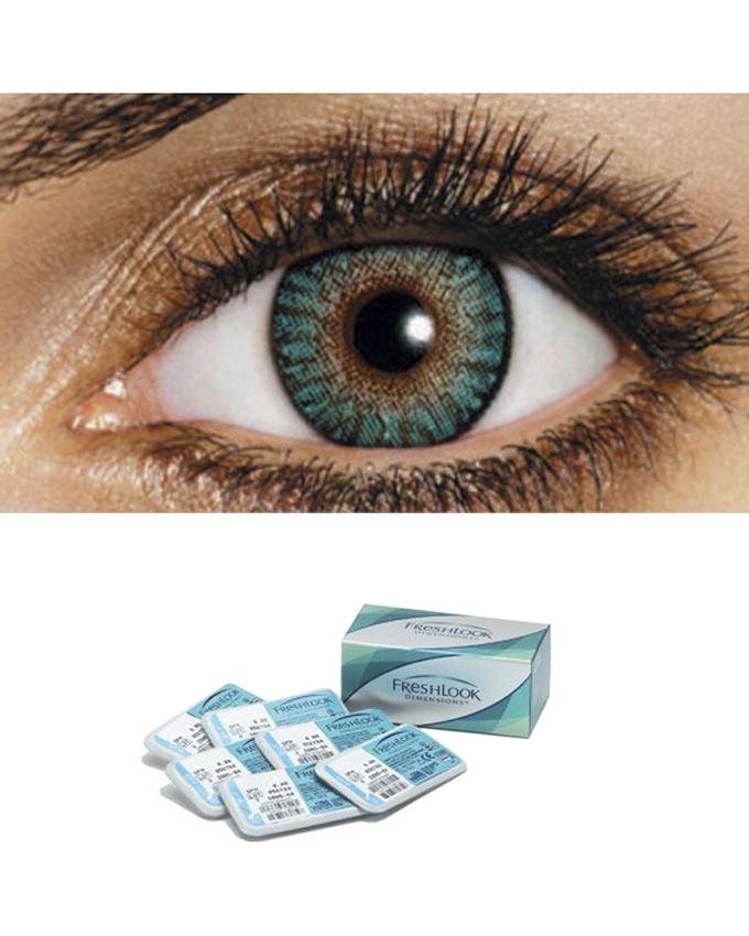 Fresh Look Contact Lens - Turquoise
