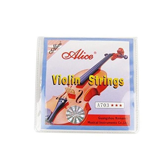 Violin String Set E/A/D/G Violin Strings for Size 1/4 1/2 3/4 4/4 Set Ball