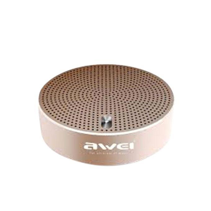 Y800 - Portable Bluetooth Speaker - Golden