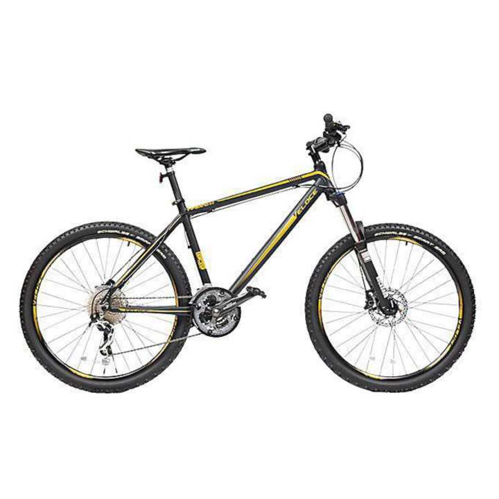 Inferno 2.0 -2017 Bicycle - Black and Yellow