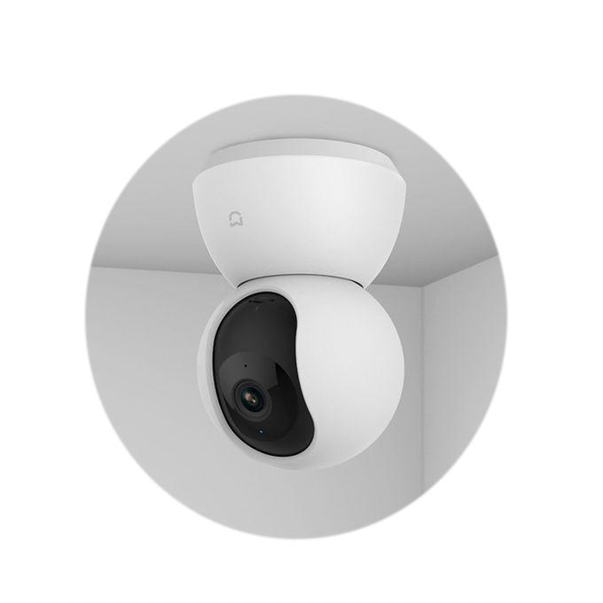 360 Degree Home Camera   - white
