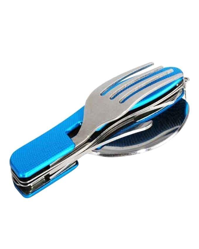 Big Folding Falk Spoon - Blue