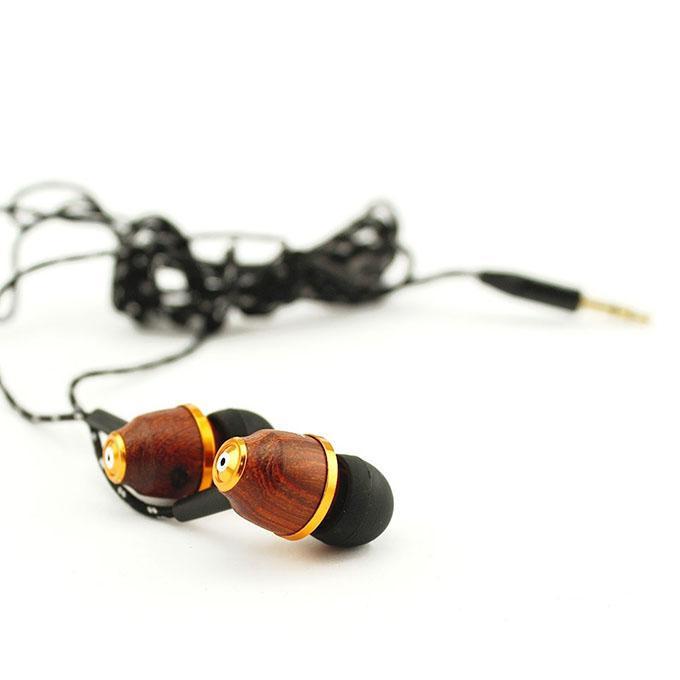 ESQ5 In-Ear Earphone - Wooden