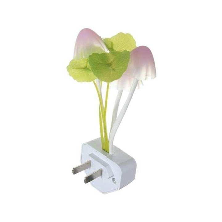 Dim Mashroom Light Green Flower