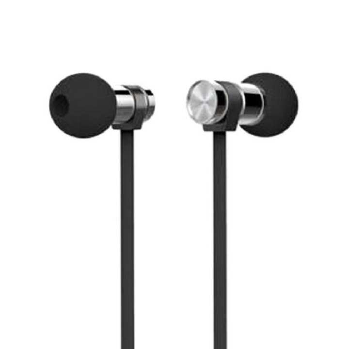 Rm - 565i Stainless Steel In-Ear Earphone - Black