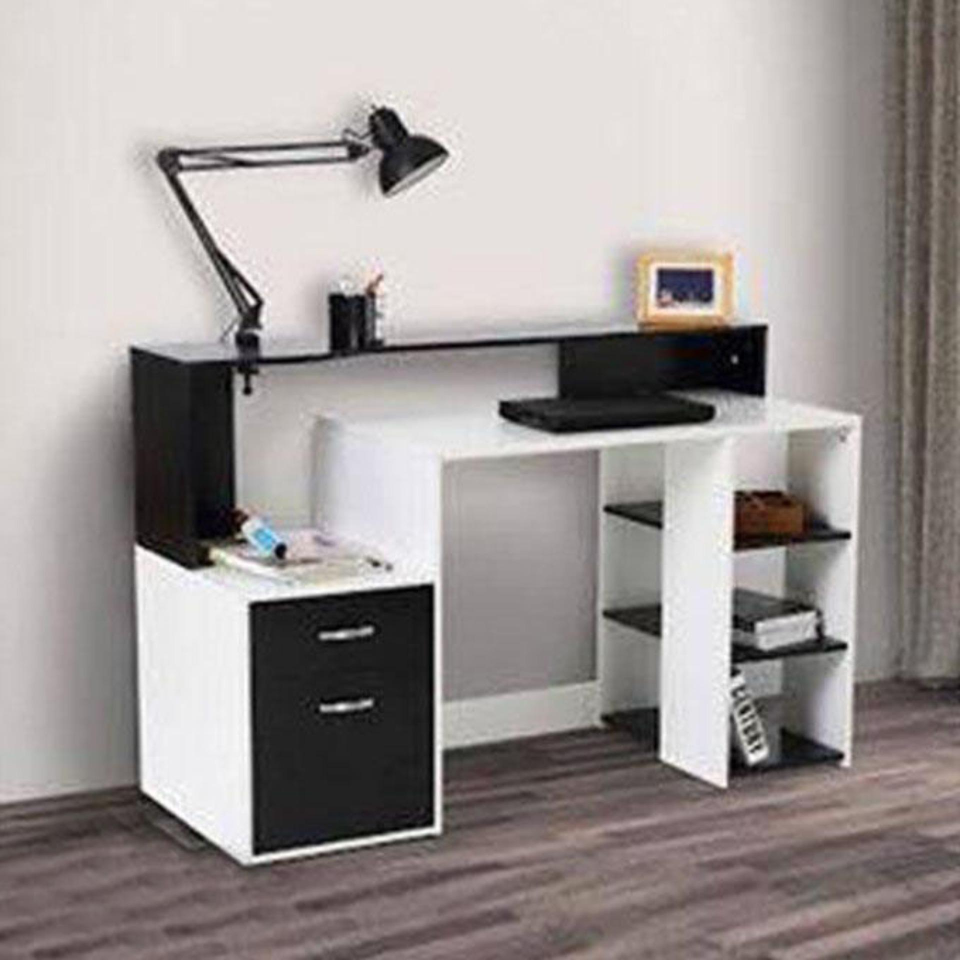 Fantastic Malaysian Processed Wooden Reading Table Black And White Interior Design Ideas Inesswwsoteloinfo