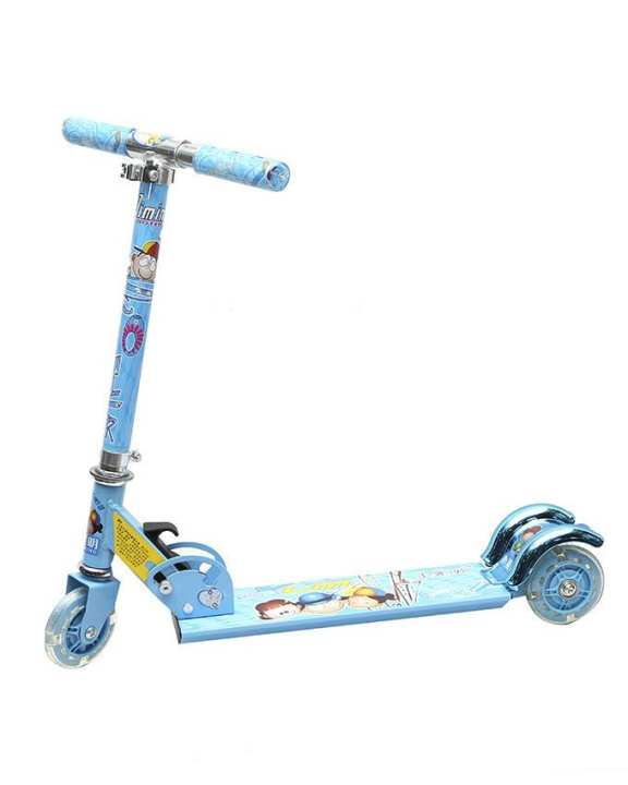 XLM-571 A Scooter - Sky Blue