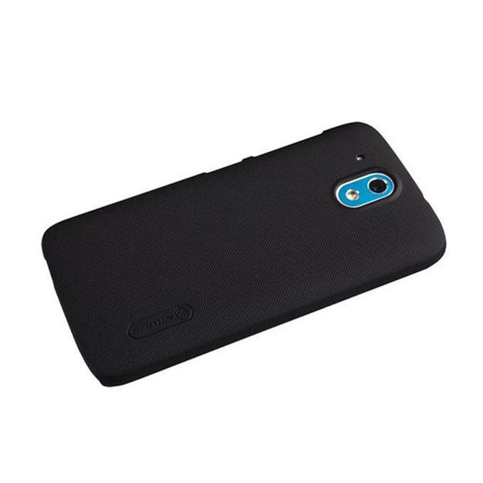 HTC Desire 526 Super Frosted Shield Back Case - Black