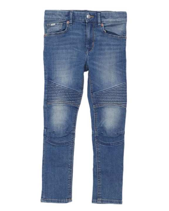 Denim Casual Jeans Pant for Boy - Blue