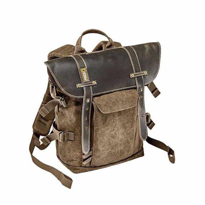 NG A5280 Small Camera Backpack - Brown