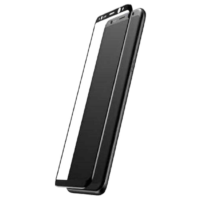 3D Arc Edge Tempered Glass Screen Protector for Samsung Galaxy S8 - Transparent