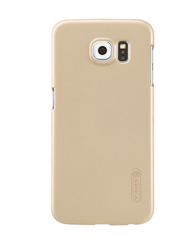 Samsung Galaxy S6 G920F Super Frosted Shield Back Case - Golden