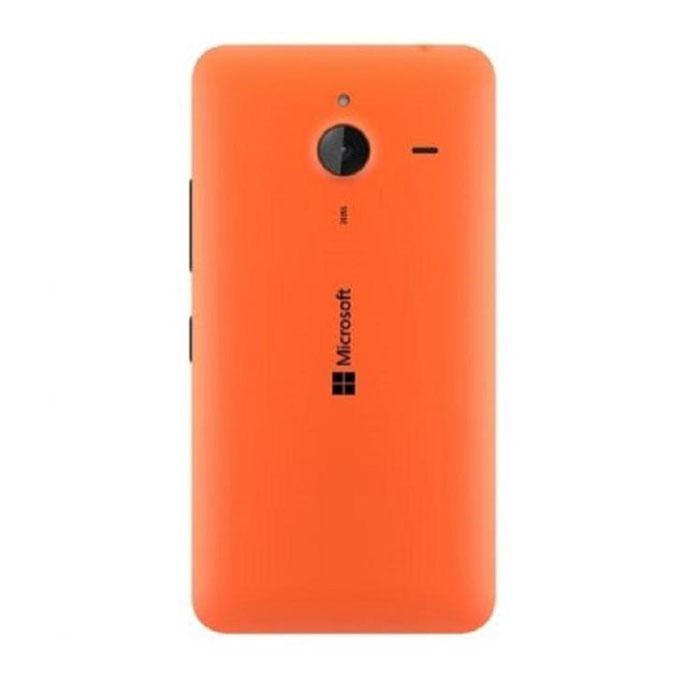 Housing Battery Back Cover Rear Shell for Microsoft Nokia Lumia 640XL - Orange
