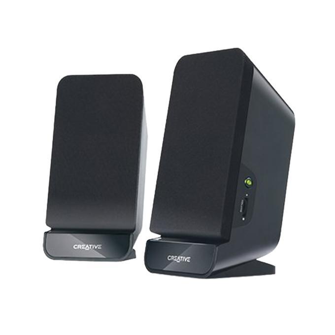 SBS-A60 Multimedia 2.0 Speaker - Black