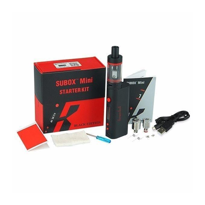 Subox Mini Starter Kit - Black